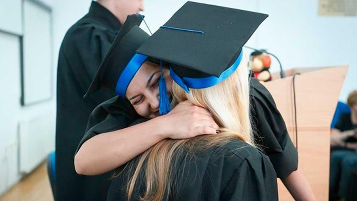 выпускной окончание образование