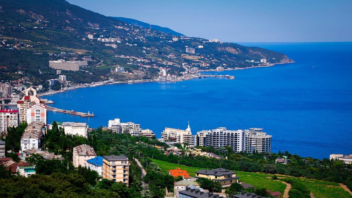 Ялта Крым туризм