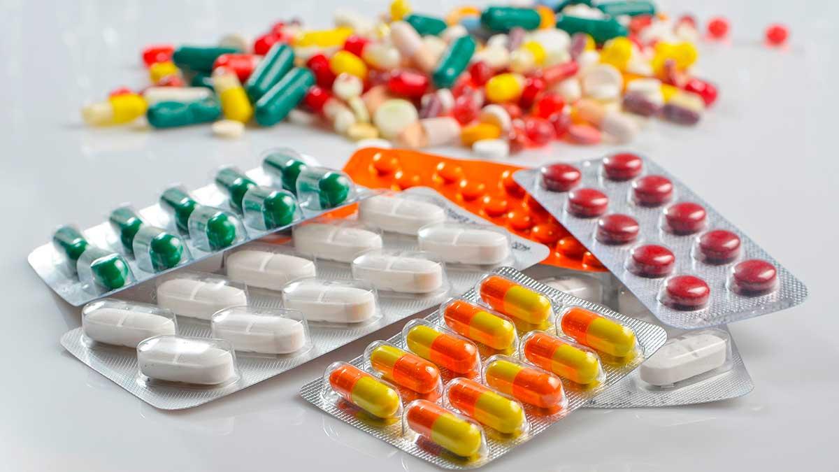 яркие краски таблетки