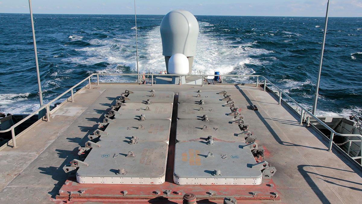 корабельный ракетный комплекс