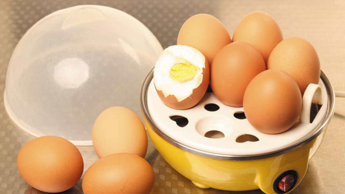 яйцеварка яйца