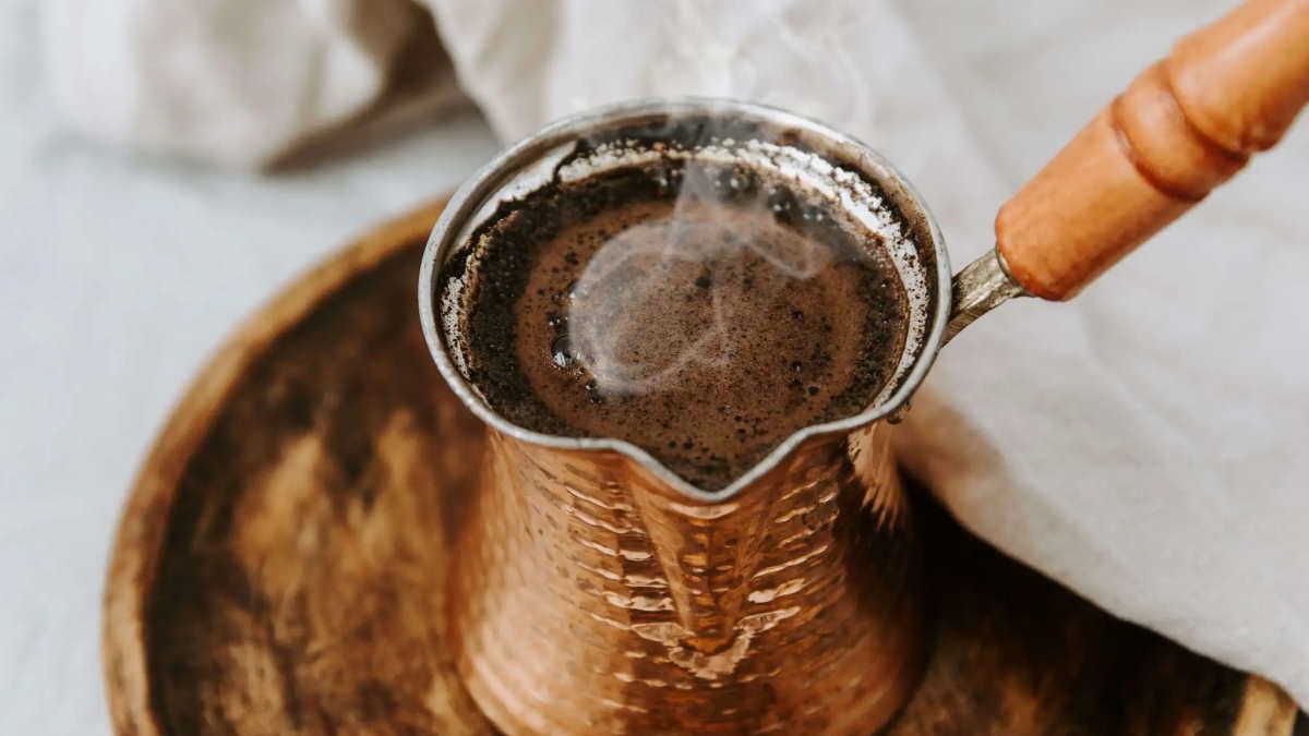 кофе турка