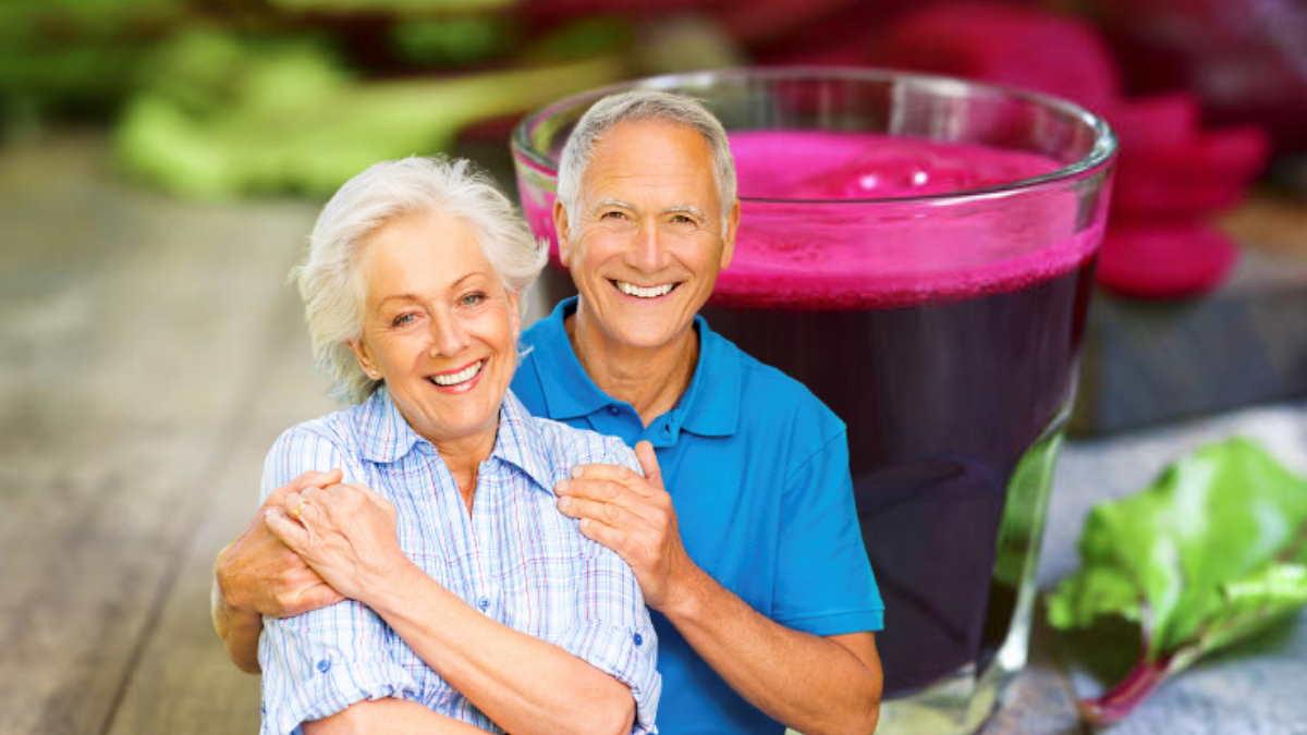 долголетие и свекольный сок