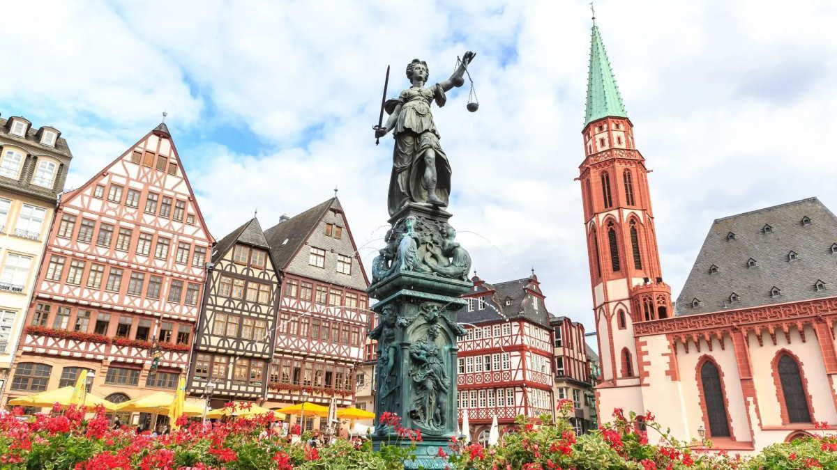 Германия Франкфурт-на-Майне