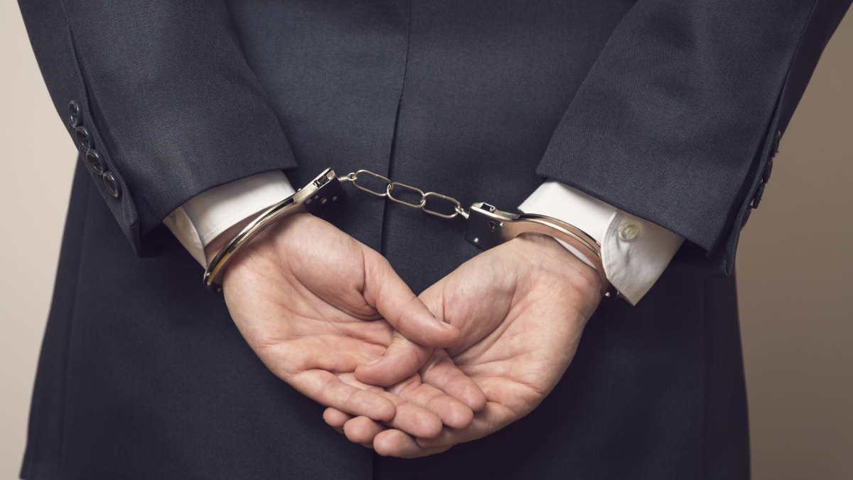 Арест наручники