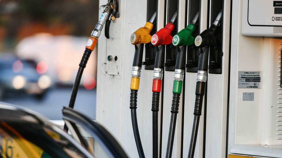 Заправка бензин дизель