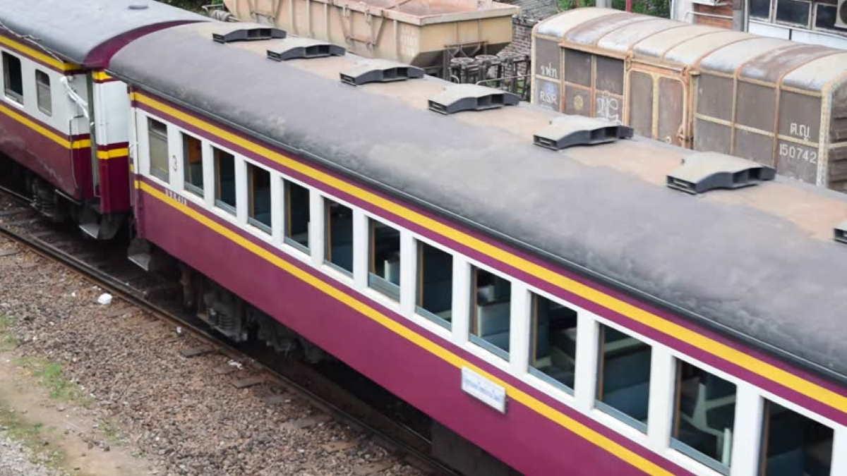 Бангкок вагоны