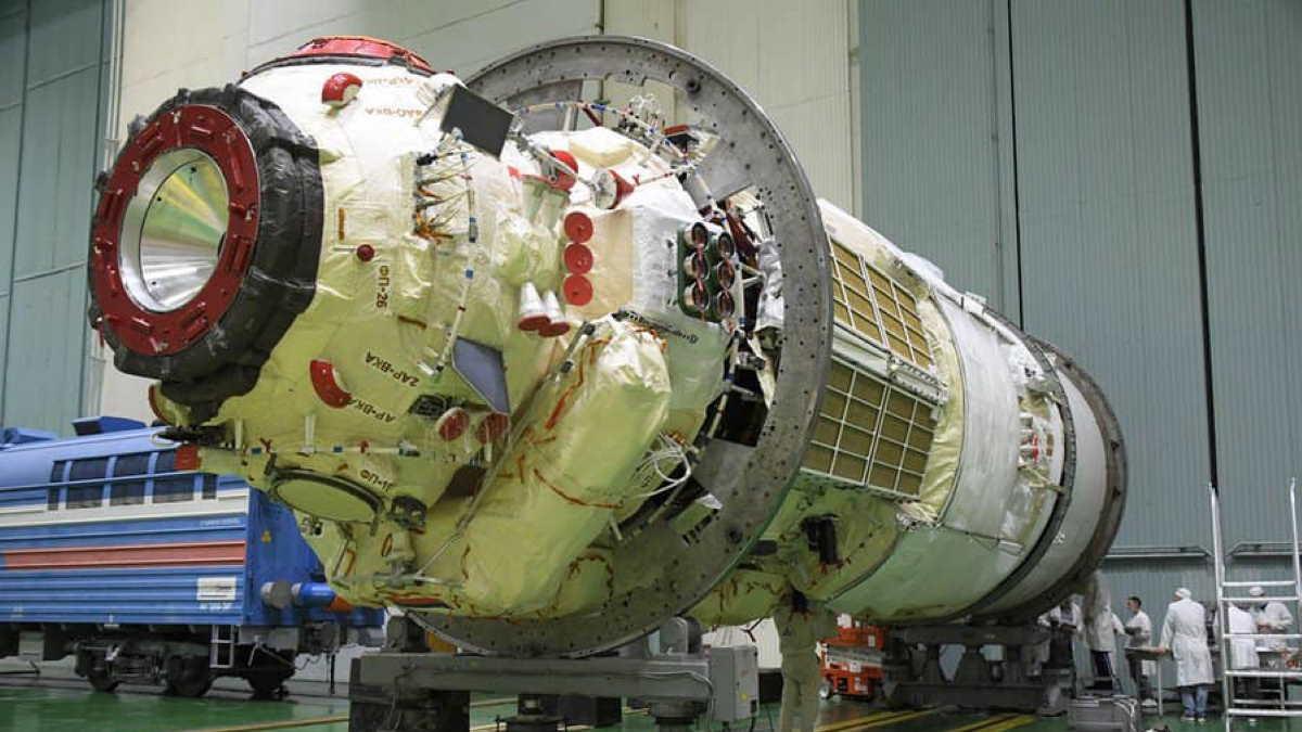 Модуль Наука для МКС