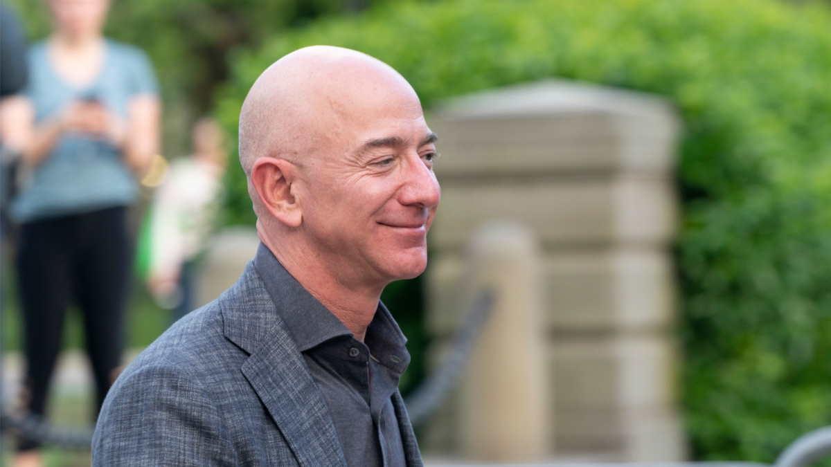 Джефф Безос - Jeff Bezos