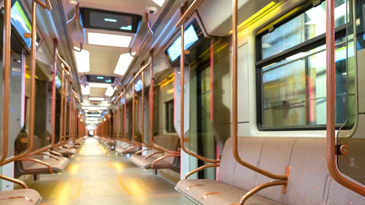 метрополитен вагон