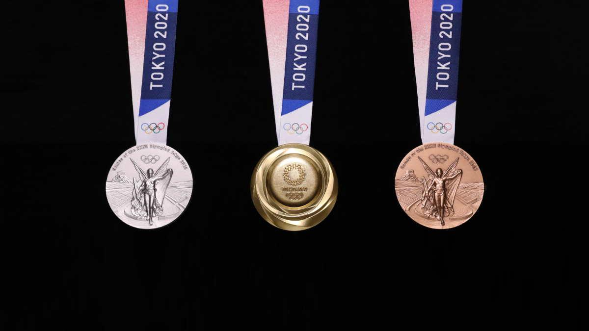 Олимпийские игры медали