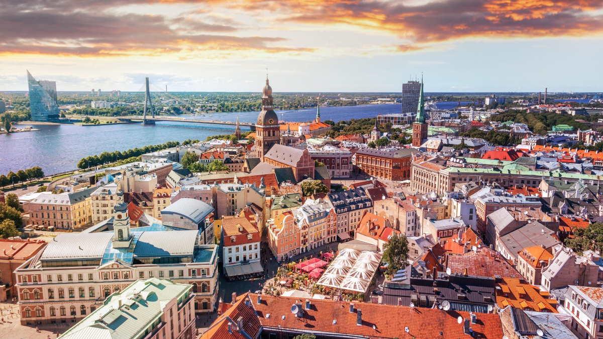 Рига Латвия