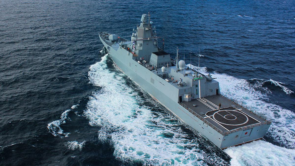 Адмирал Горшков
