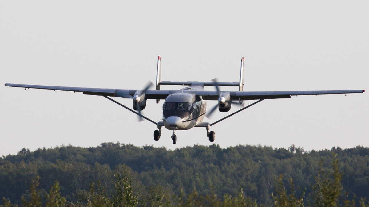 АН-28 самолёт