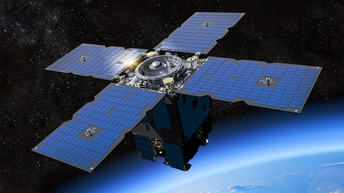Атомные часы Deep Space