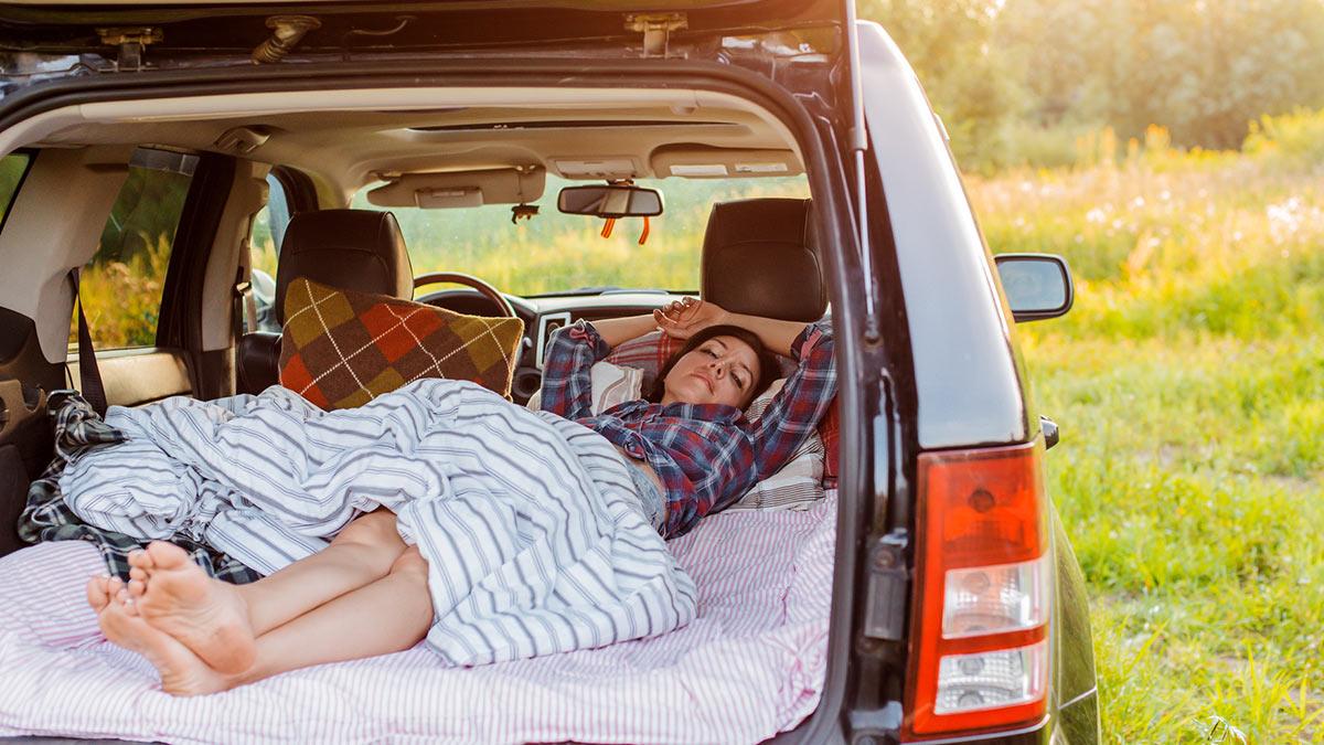 Ночевка в автомобиле