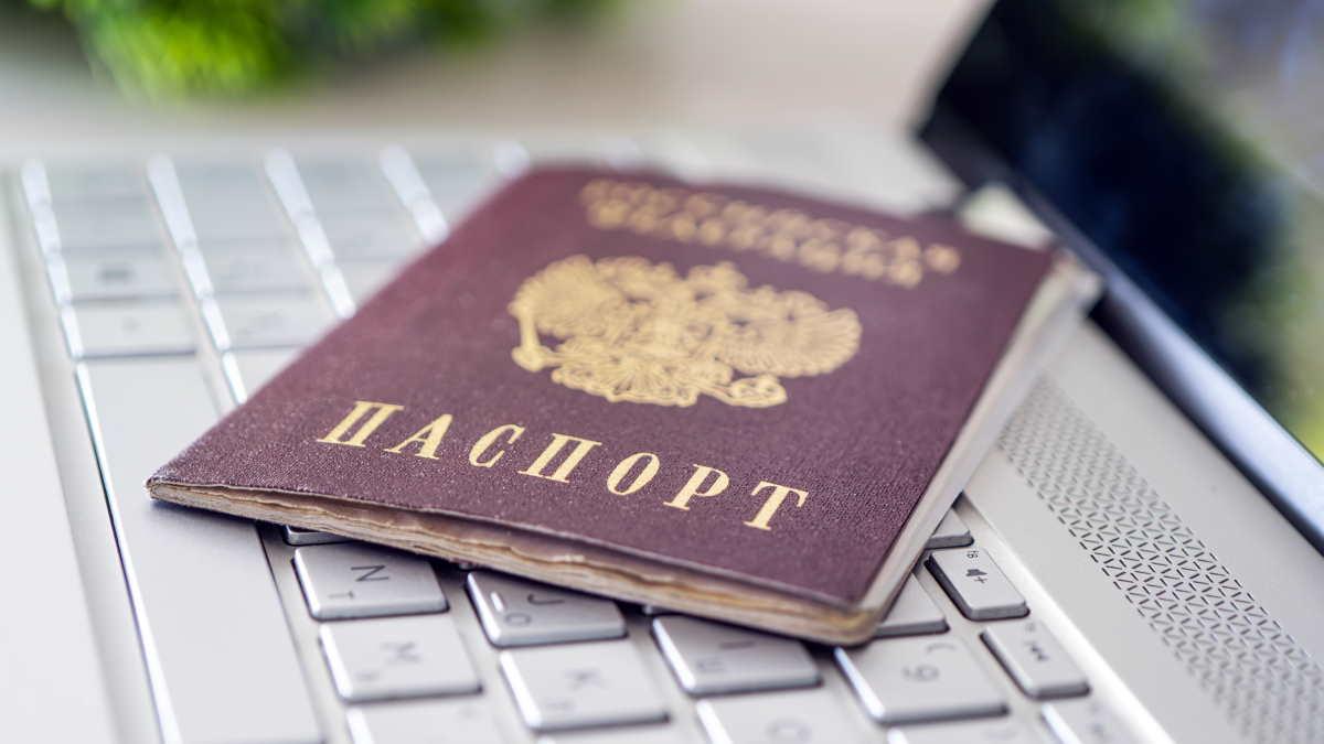 ноутбук российский паспорт