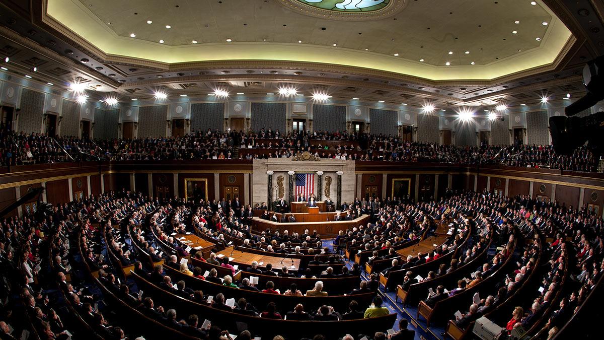 Конгресс США Сенат