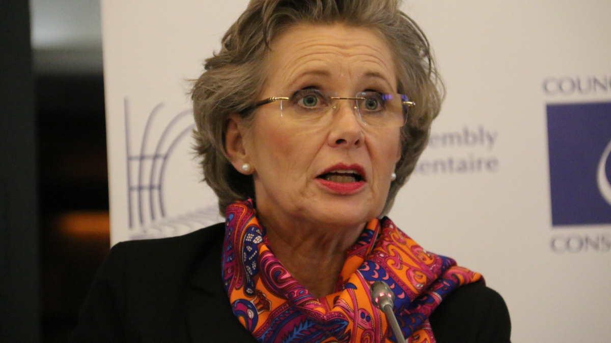 Маргарета Седерфельт - Margareta Cederfelt