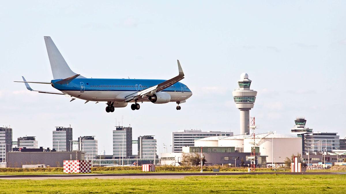 Нидерланды аэропорт