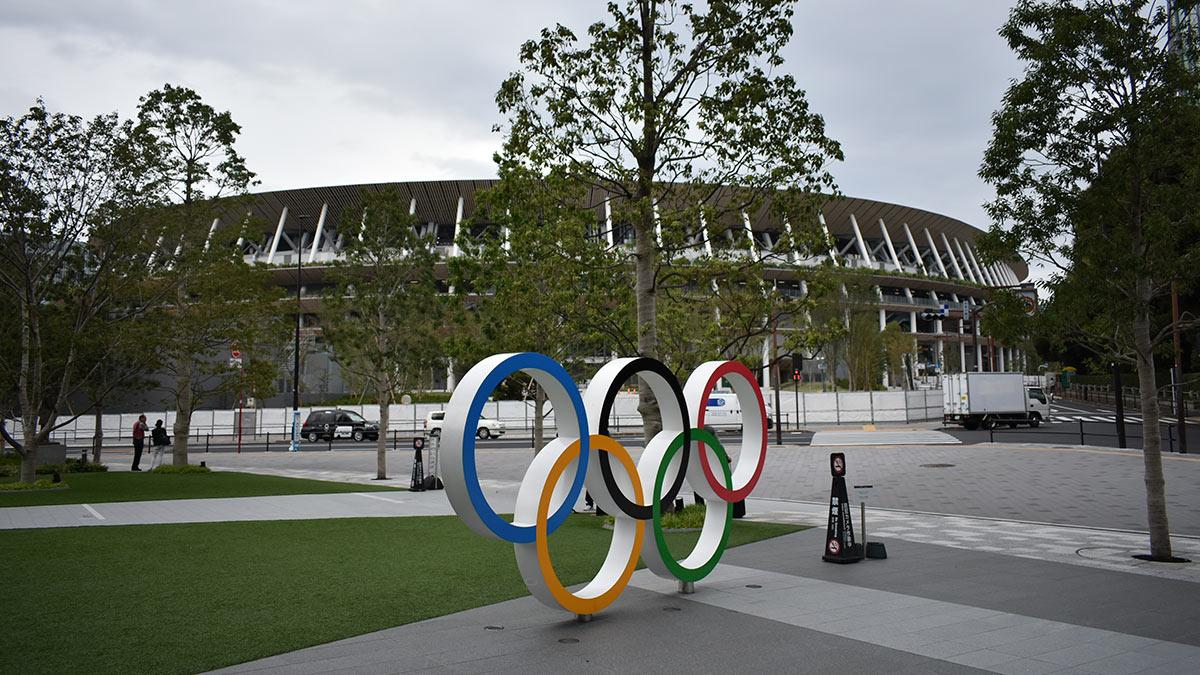 Олимпиада Токио 2020 кольца