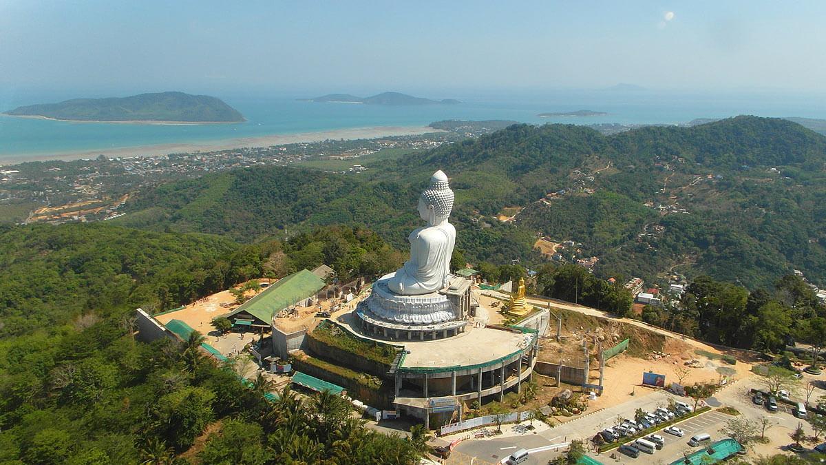 Пхукет Тайланд море острова Будда