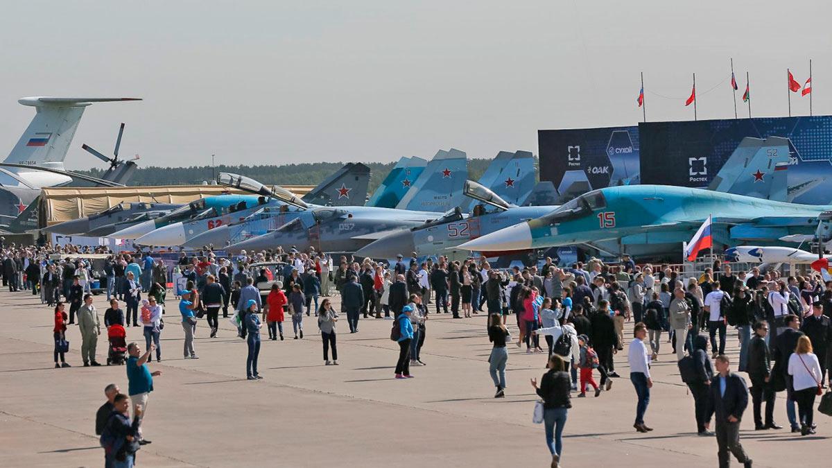 Ростех представляет более 50 авиационных новинок на МАКС-2021