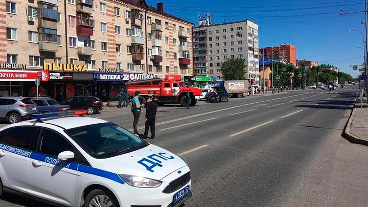 Сбербанк полиция Тюмень