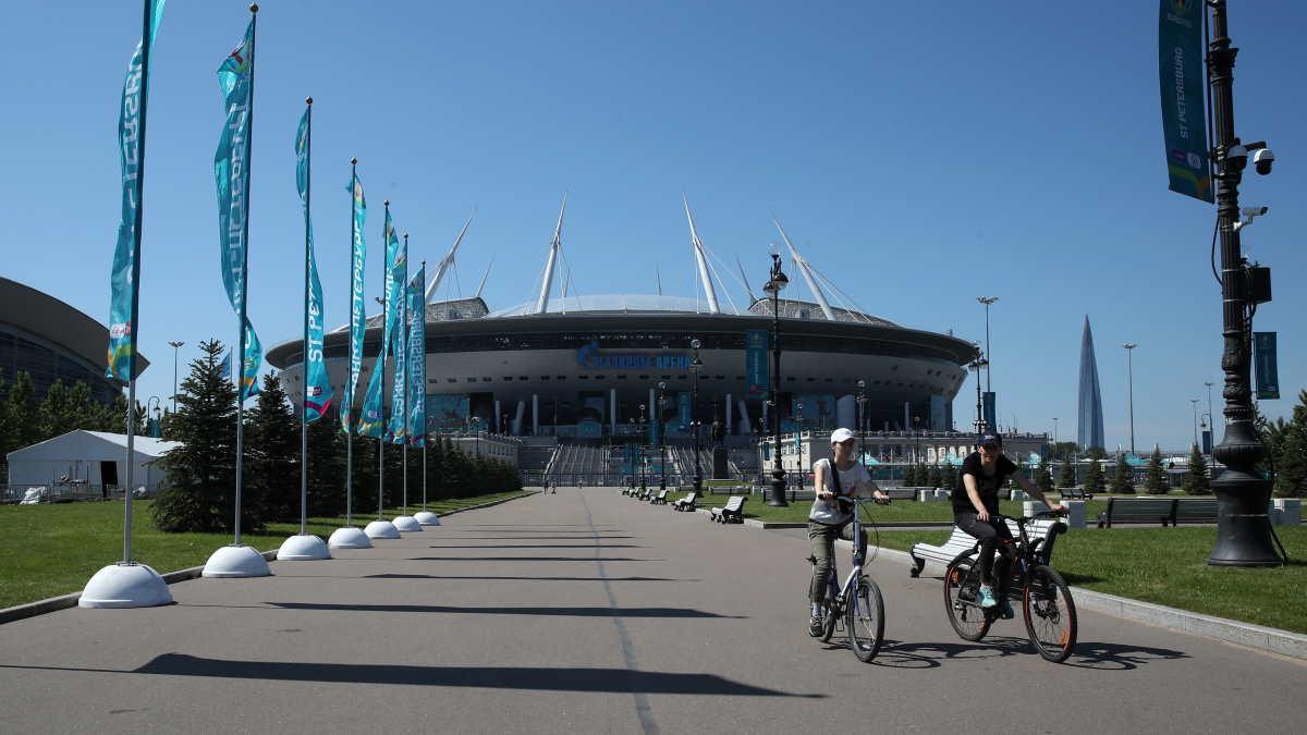 Стадион Газпром-Арена