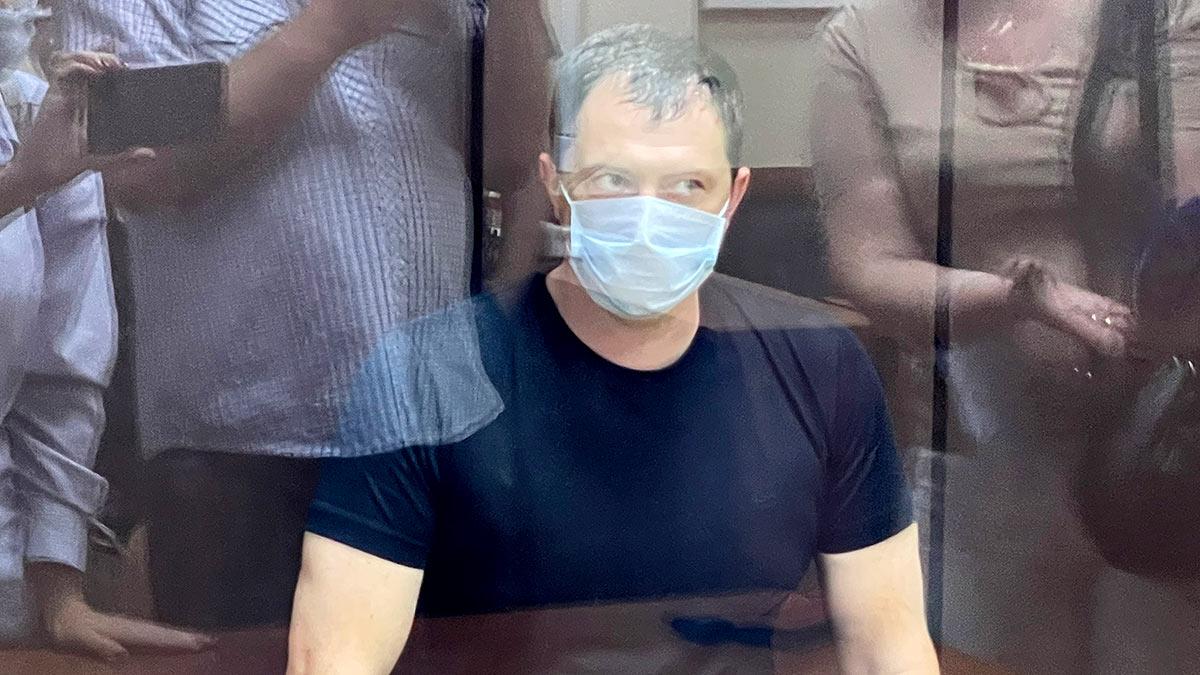 Избрание меры пресечения начальнику управления ГИБДД Ставрополья Сафонову и его подельникам
