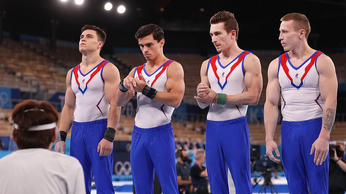 Олимпиада-2020 в Токио Спортивная гимнастика