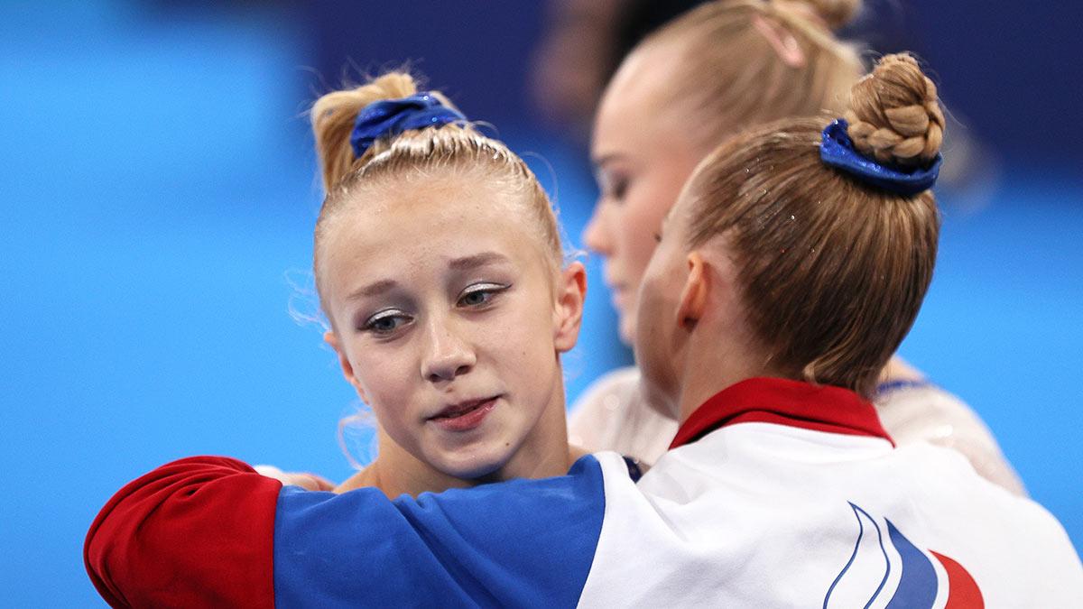Олимпиада Токио 2020 Спортивная гимнастика