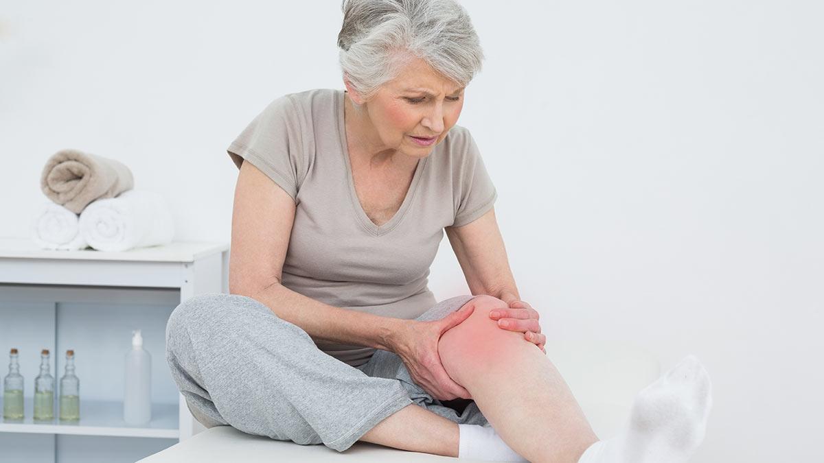 артрит боль в коленях
