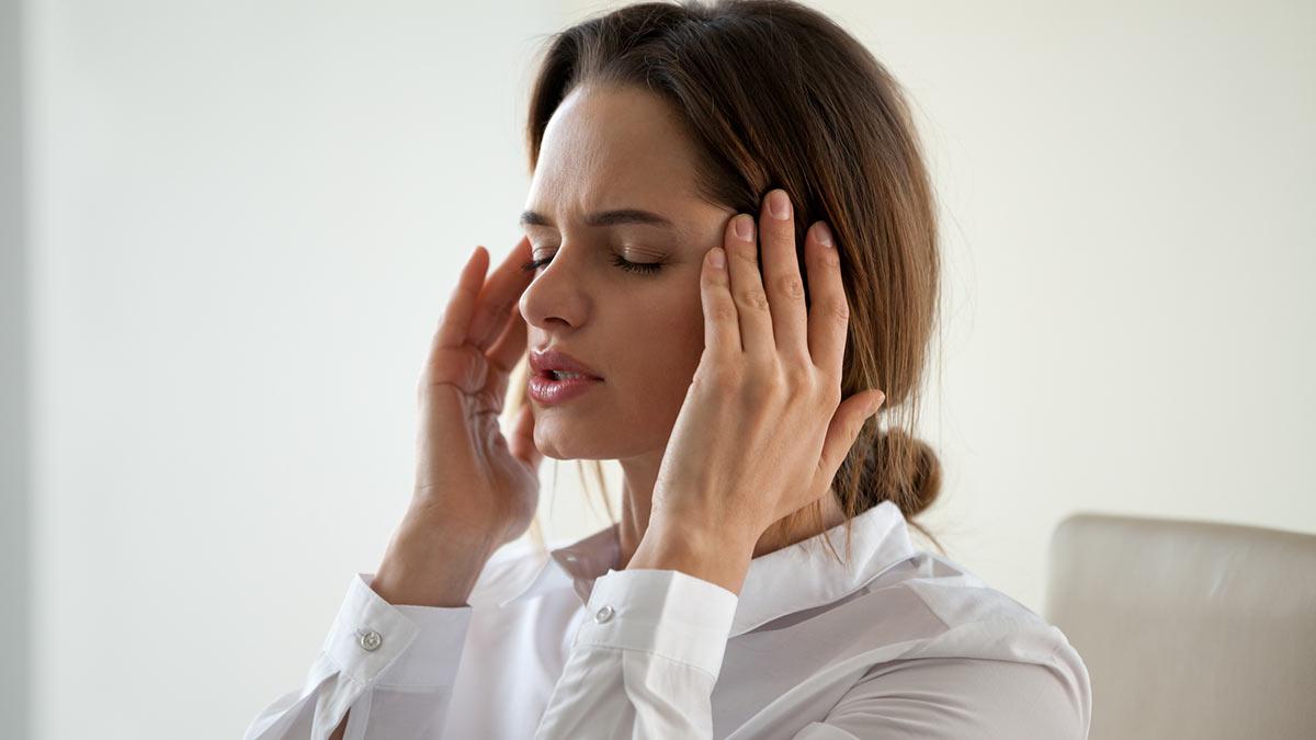 Напряженные головные боли