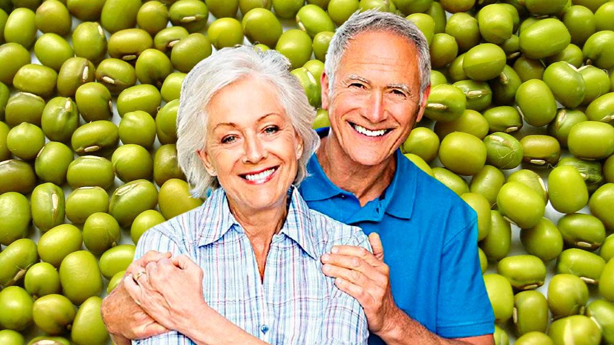 голубиный горох пожилая пара