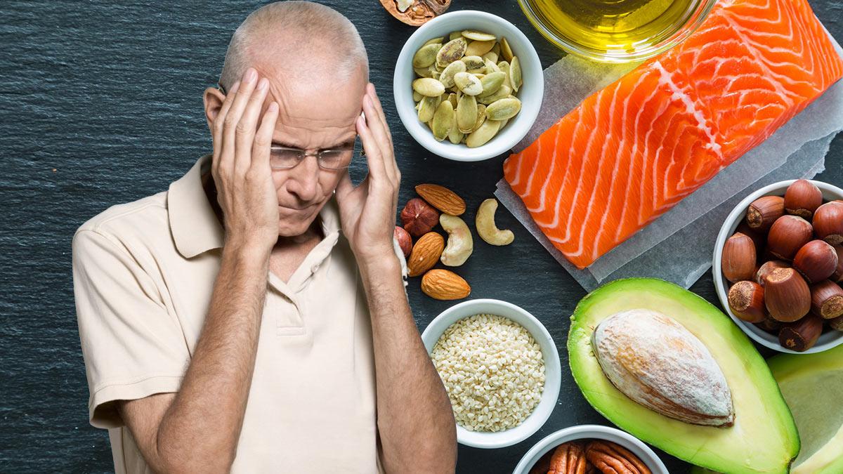 ненасыщенные жиры снижают риск инсульта