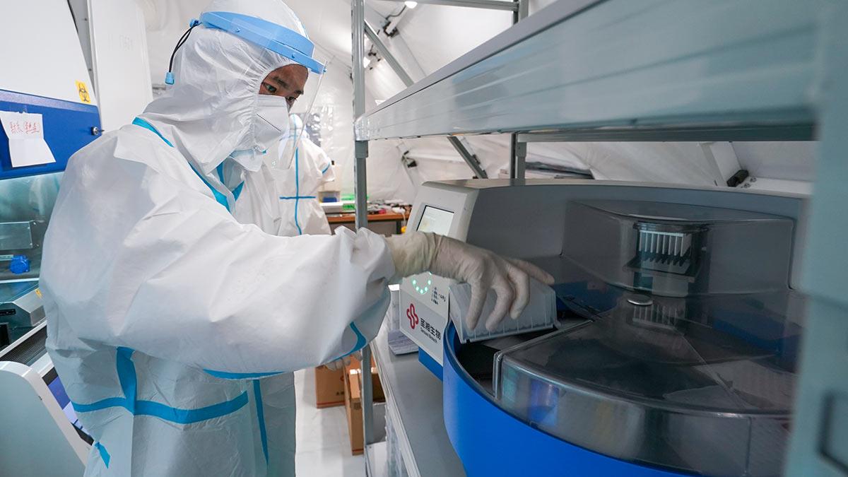 исследование мутаций коронавируса