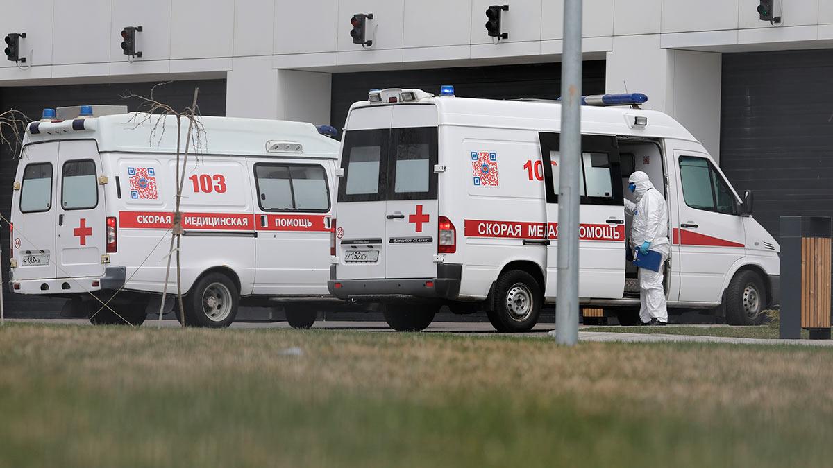 машины скорой медицинской помощи