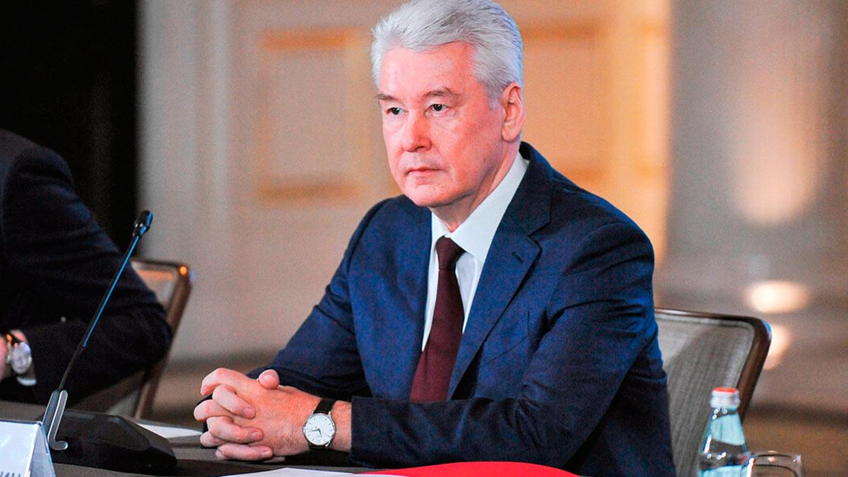 Собянин оценил финансовые потери Москвы от пандемии