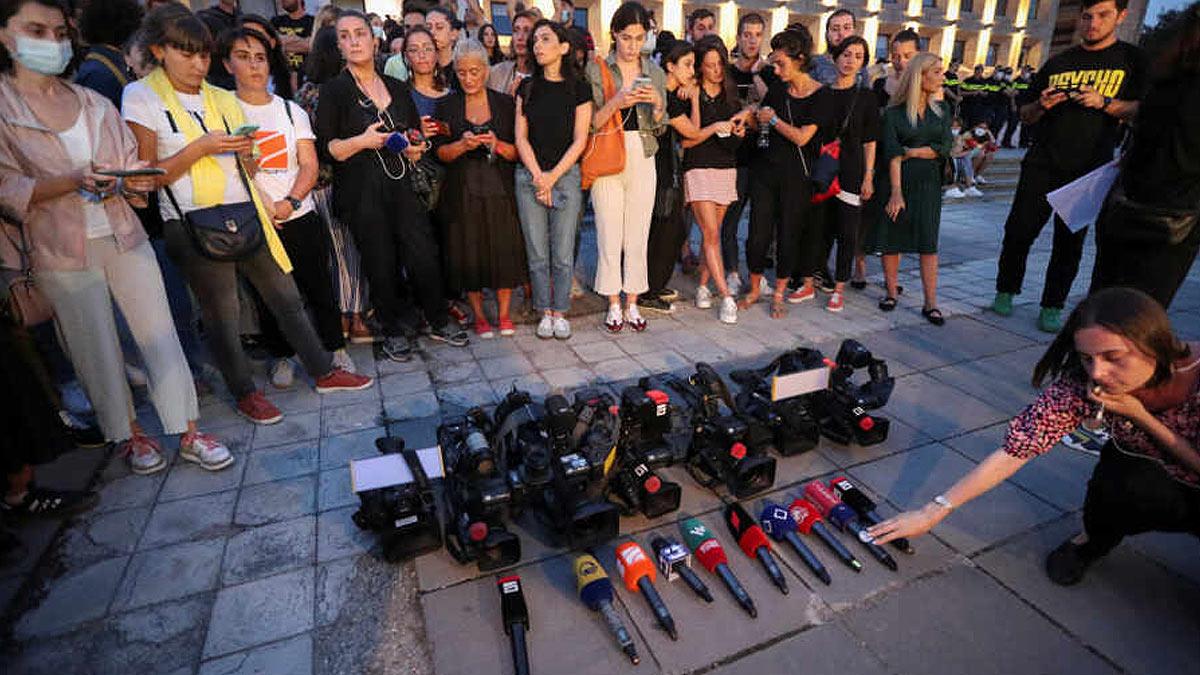 микрофоны камеры