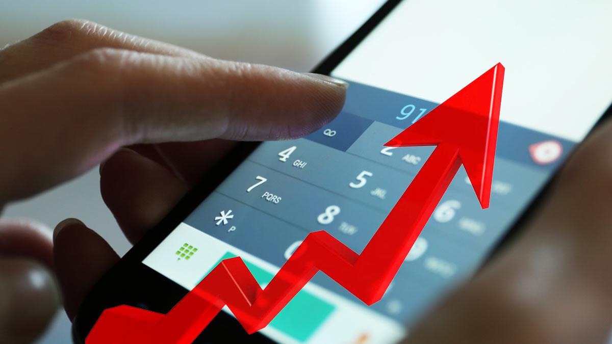 мобильная связь рост цен