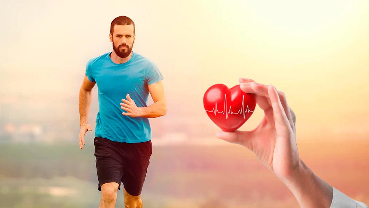 мужчина сердце