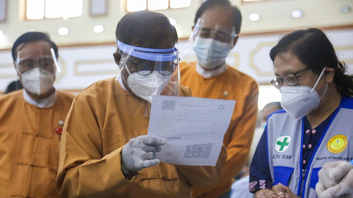 мьянма врачи