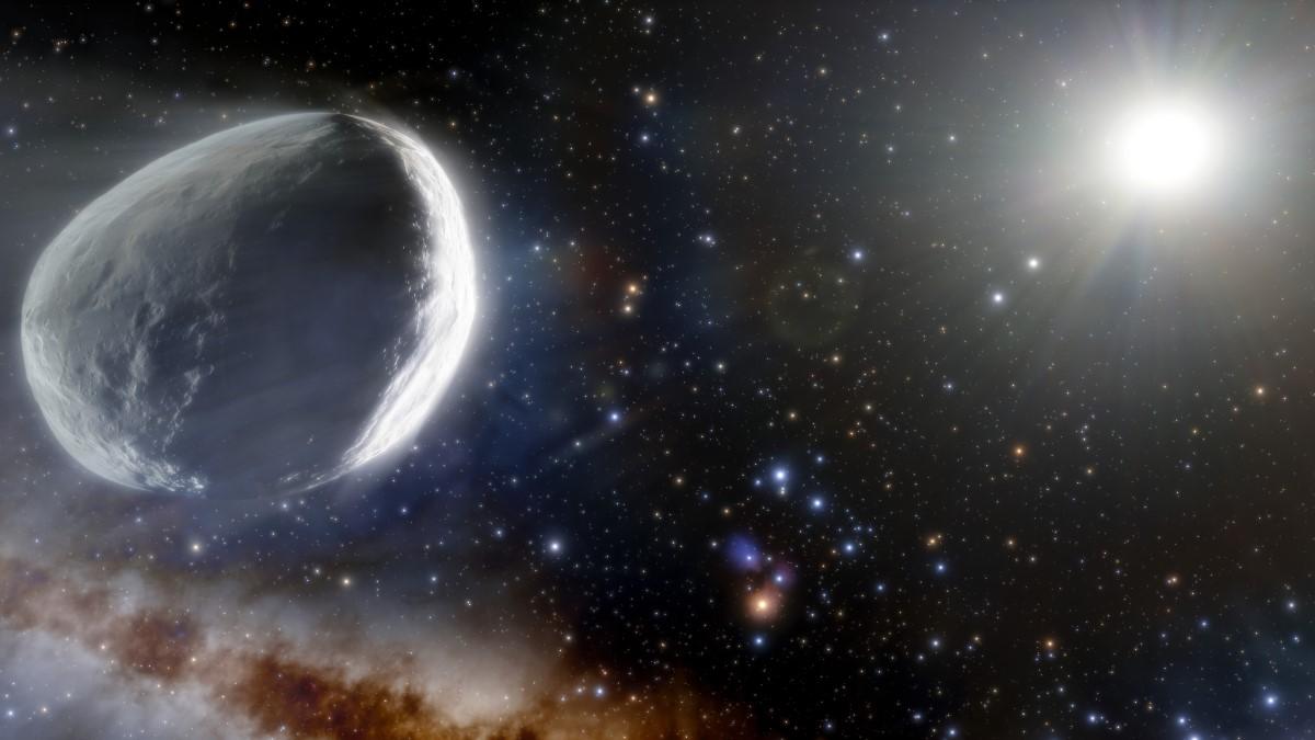 Комета Бернардинелли-Бернстайна