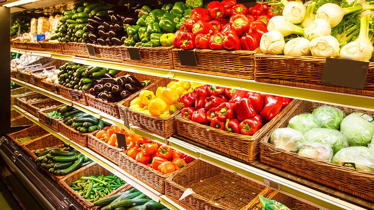 овощи продукты