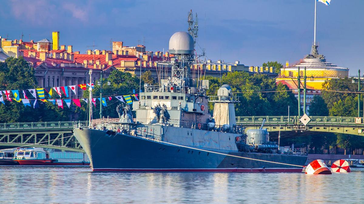 ВМФ Санкт-Петербург