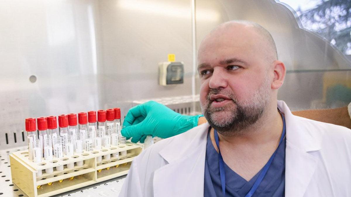 Главный врач больницы в Коммунарке Денис Проценко рассуждает о тестах на антитела
