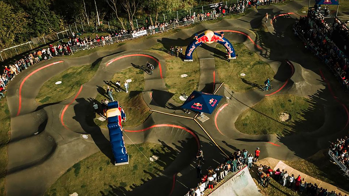 Red Bull Pump Track