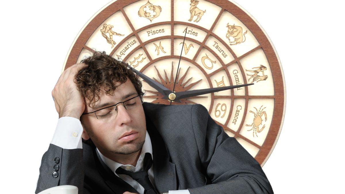 сон рабочий день знак зодиака