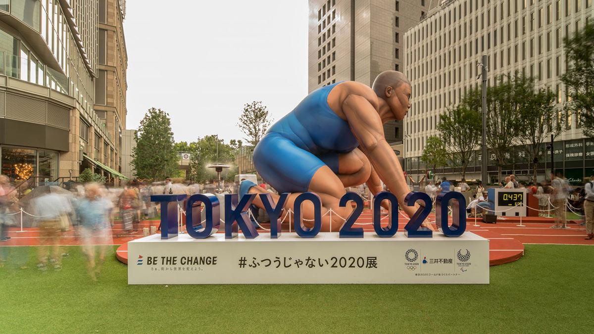 япония олимпийские игры